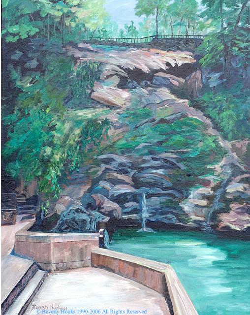 Arlington Park Hot Springs