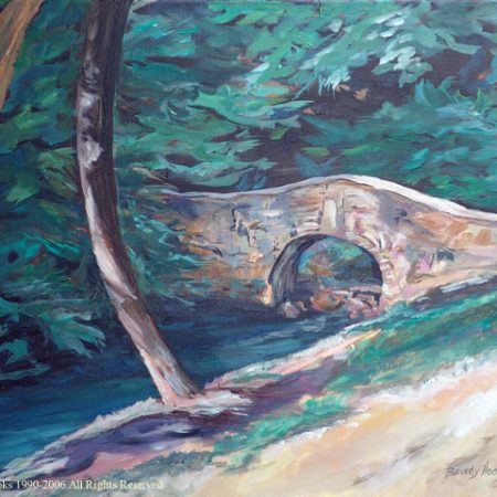 Bridge to Fordyce Mansion