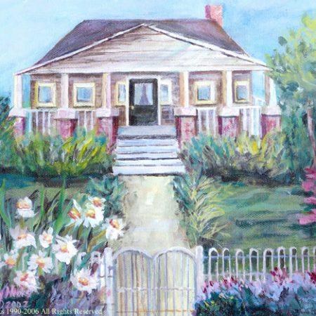 Original Walker Family Home