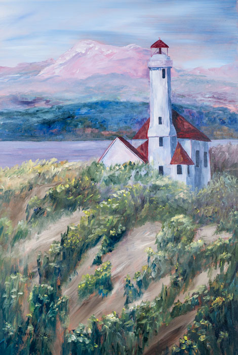 Ft. Worden Lighthouse